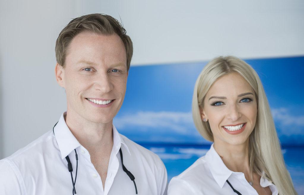 Zahnarzt Dr. Frank-Christoph Langer und Zahnärztin Dagmara Langer - m71 Zahnärzte Sankt Augustin