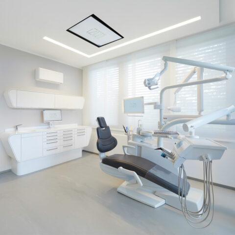Zahnarztpraxis Behandlungsraum - m71 Zahnarzt Sankt Augustin