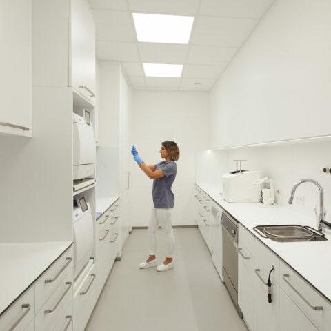 Zahnarztpraxis Sterilisation - m71 Zahnarzt Sankt Augustin